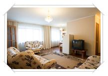 Посуточная квартира в Красноярске на пр.Красноярский Рабочий, д104