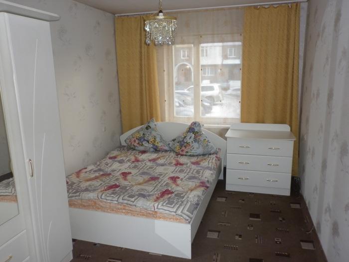 спальня в квартире на сутки