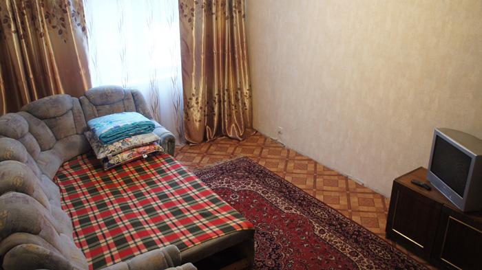 двухкомнатная квартира посуточно на Астраханской