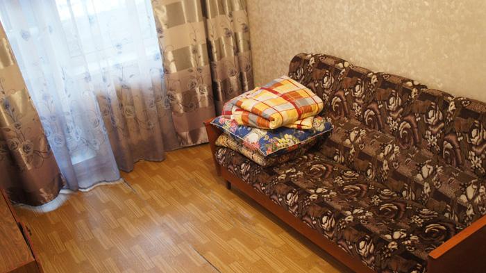 квартира в аренду на сутки в Красноярске