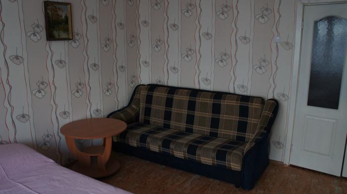 раскладной диван в квартире на Батурина