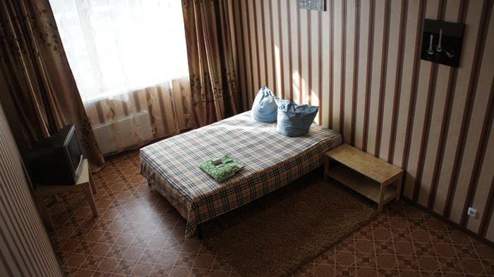 1-комн. квартира посуточно на Батурина в Красноярске