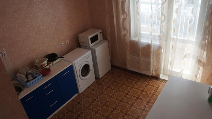кухня квартиры на Батурина