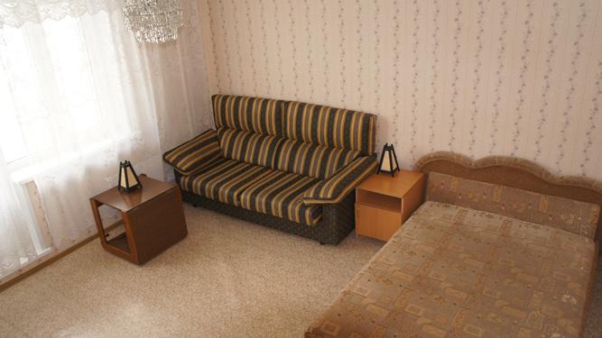 отличная посуточная квартира в Красноярске на левом берегу