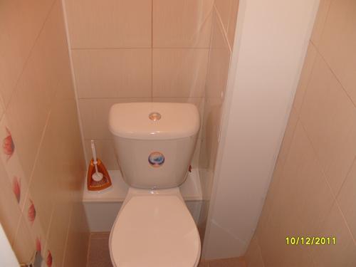 туалет квартиры на сутки на Батурина в Советском районе Красноярска