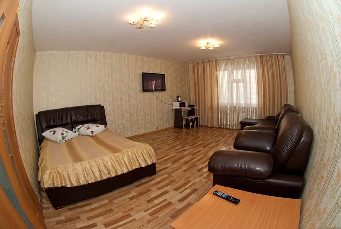 Люкс №1 гостиницы в Красноярске