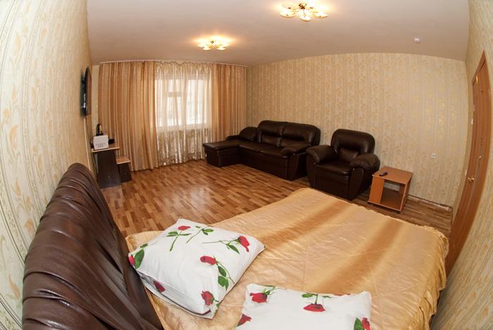 Красноярская гостиница в квартирах на ул.Молокова