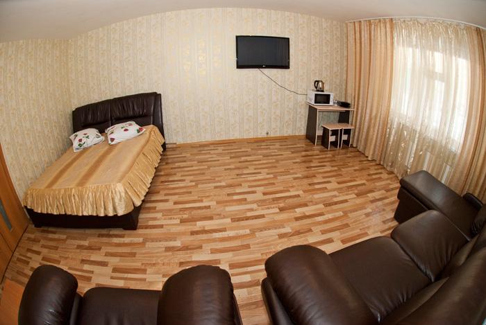 Гостиница в Красноярске в Советском районе