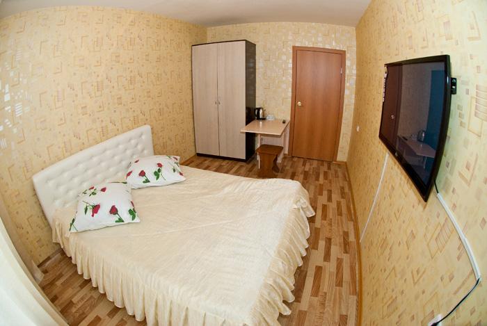 Люкс №1 гостиницы в Красноярске на левом берегу