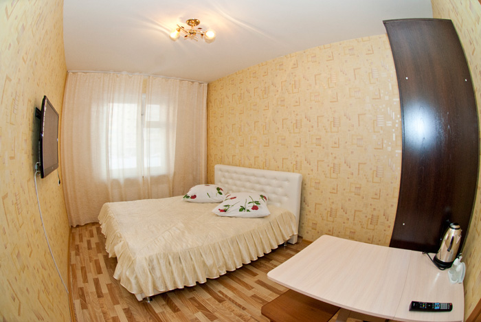 Недорого гостиница в квартирах в Северном в Красноярске
