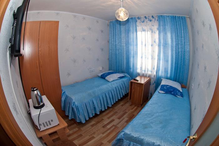 Люкс гостиницы в квартирах в Красноярске на левом берегу