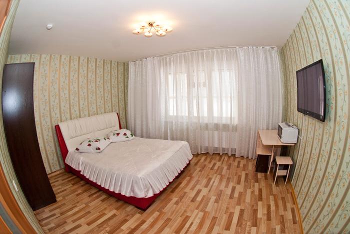 Люкс №4 гостиниц Красноярска на ул.Молокова