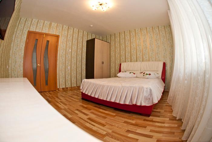 Комфортная гостиница в Красноярске на ул.Молокова