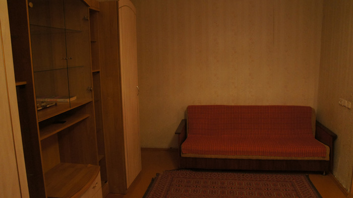 квартира в посуточную аренду на Киренского в Октябрьском районе в Красноярске