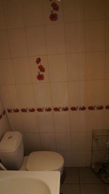 туалет в посуточной квартире