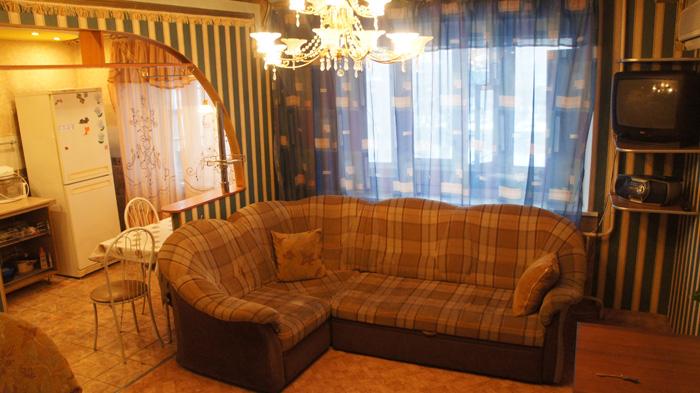 аренда посуточно квартиры в Красноярске