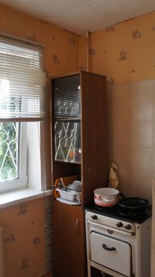 кухня в посуточной квартире