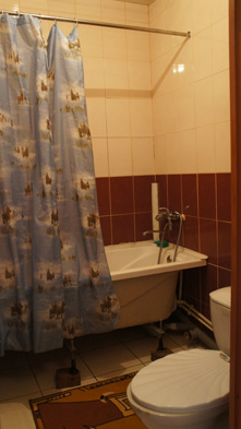 ванная комната квартиры на сутки
