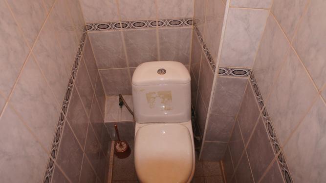 туалет в квартире посуточно на Щорса в Красноярске