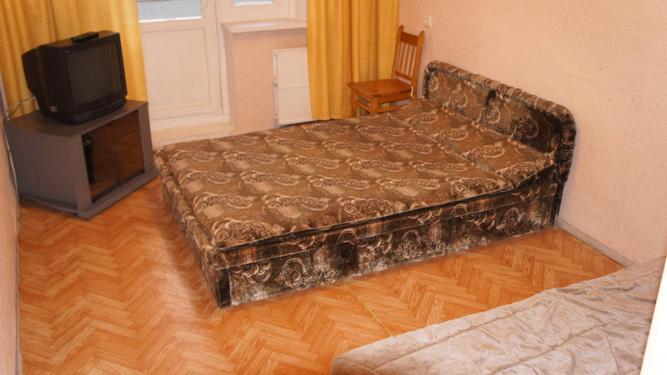 диван в квартире посуточно в Светлогорском переулке