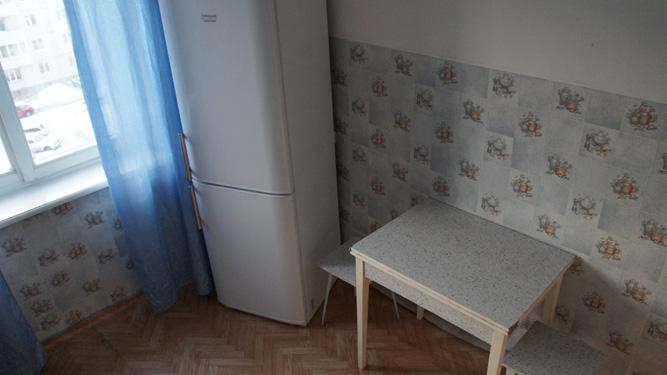 холодильник в квартире посуточно на Светлогорском в Красноярске