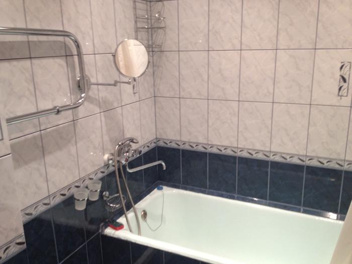 ванная комната в квартире на сутки