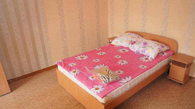 однокомнатная квартира посуточно на Высотной в Красноярске