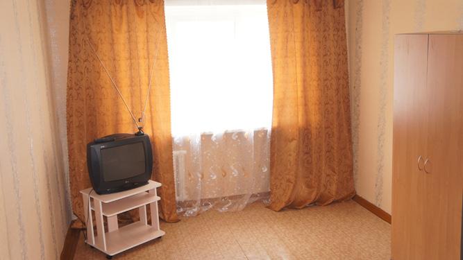 квартира в аренду на сутки на Высотной в Красноярске