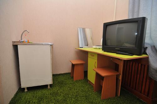 однокомнатная квартира в посуточную аренду в Красноярске в Ярцевском переулке в Ленинском районе